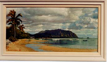 [Windward Coast With Chinaman's Hat]